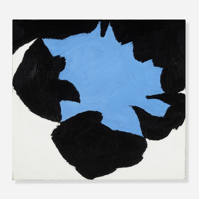 Jack Youngerman, 'Untitled', 1959, Painting, Oil on canvas, Rago/Wright