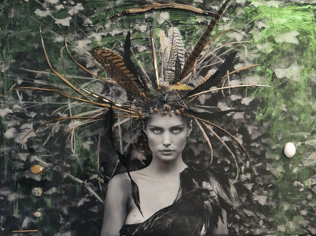 , 'Elena,' 2017, Louis K. Meisel Gallery