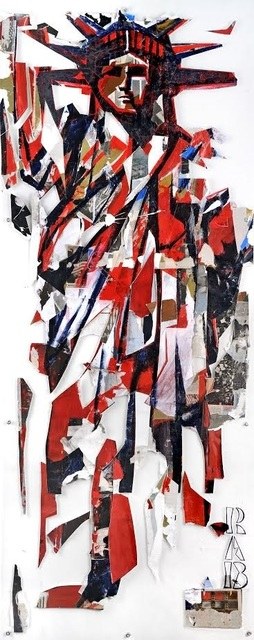 Rachael Bohlander, 'Liberty Unbound (Liberty No. 2)', 2017, Zenith Gallery
