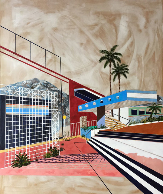 , 'Breezeway ,' , Arusha Gallery