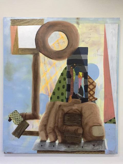 , 'Cosima,' 2017, Galería Karen Huber