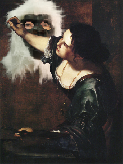 , 'The Real Guerrillas: The Early Years AKA Artemisia Gentileschi,' , Galerie Lelong & Co.