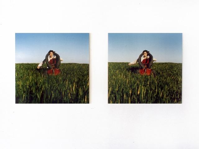, 'Le musicien autiste (The autistic musician),' 1993-2003, Peter Blum Gallery