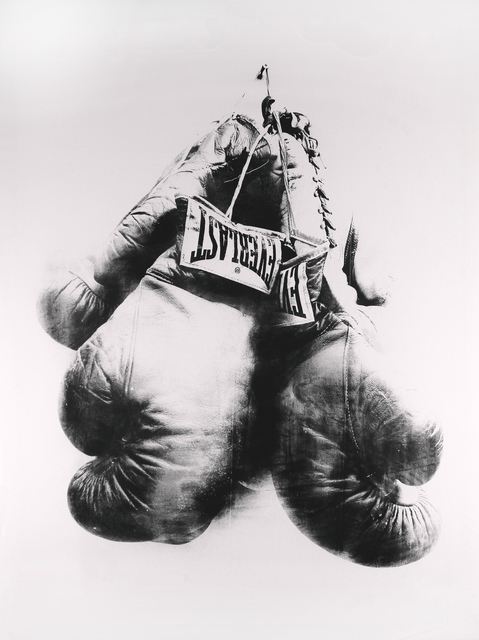 , 'Boxing Gloves (Everlast),' 2019, Harlan Levey Projects