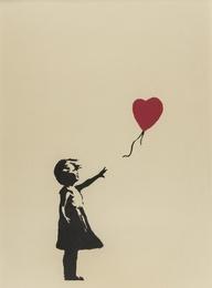 Girl With Balloon