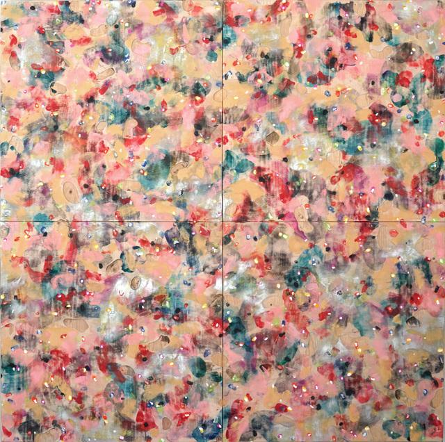 John Torreano, 'Blood Spots in Doradus', 2017, Lesley Heller Gallery