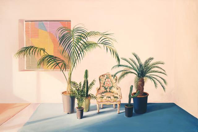 , 'Room of treepot,' 2017, ART MORA