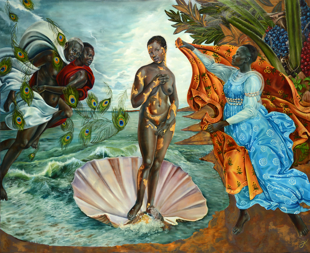 , 'Birth of Oshun,' 2017, Simard Bilodeau Contemporary