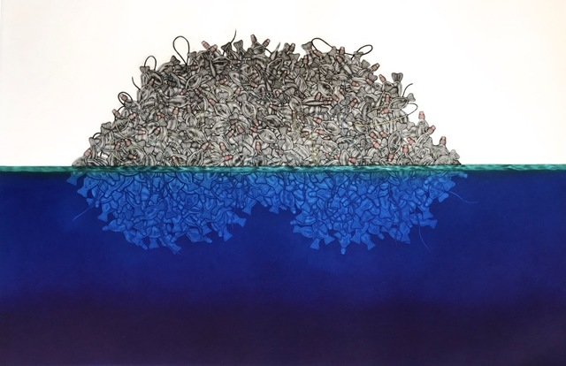 , 'The Floating World,' 2019, Queenscliff Gallery & Workshop