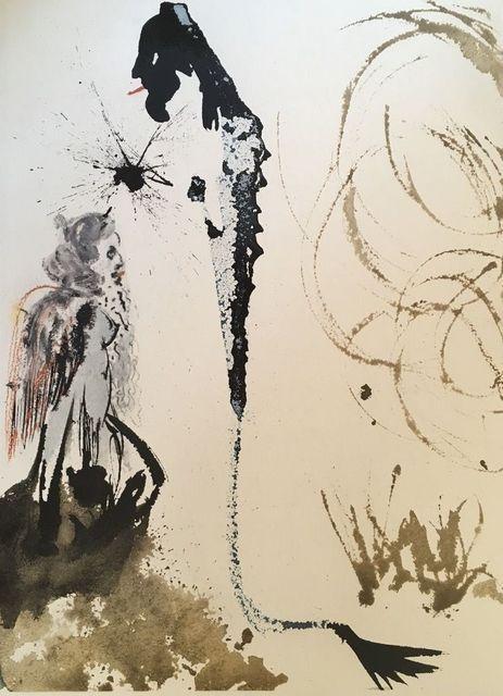 Salvador Dalí, 'Idolum Nomine Bel', 1964-1967, Wallector