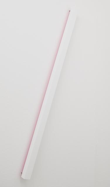 , 'Stick Solo Red,' 2015, Ruttkowski;68