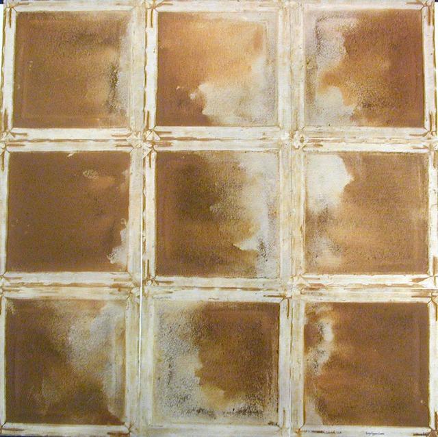 Mario Reis, 'Gray Copper Creek, Colorado (grid of 9 pieces)', Gail Severn Gallery