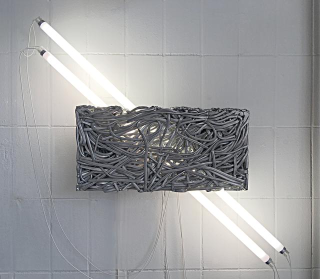 , 'parallel,' 2017, Galerie Floss & Schultz
