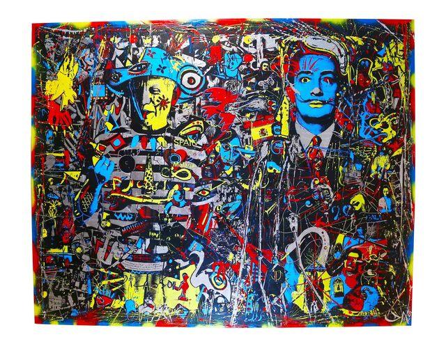 , 'Pablo Picasso x Salvador Dali,' 2015, The McLoughlin Gallery