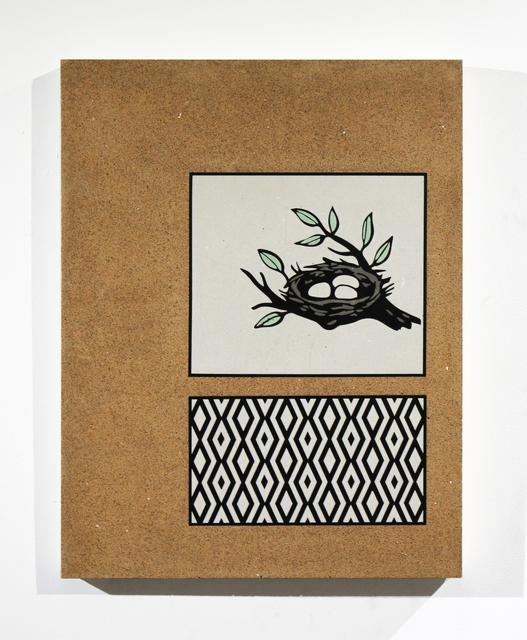 , 'Nest,' 2018, UNION Gallery
