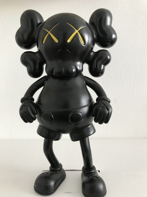 KAWS, 'BOUNTY HUNTER BLACK', 1999, Dope! Gallery