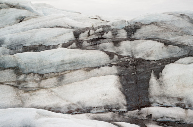 , 'Svinafellsjokull 2, from the series Fissure,' 2015, Circuit Gallery