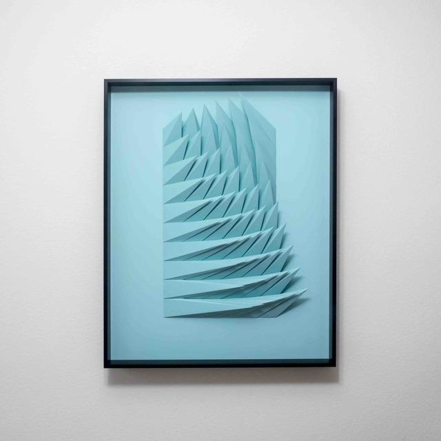 , 'Pool Swirl,' 2018, Contempop Gallery