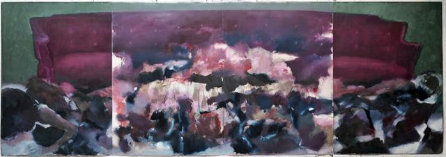 , 'Diván ancho,' 2017, Álvaro Alcázar