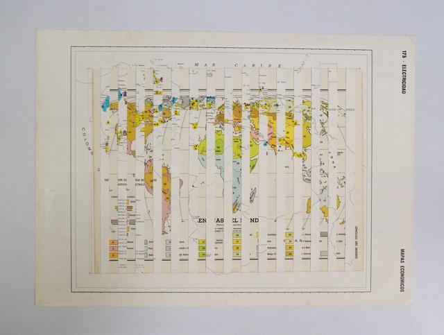 , 'Mapas socioculturales III ,' 2010, Carmen Araujo Arte