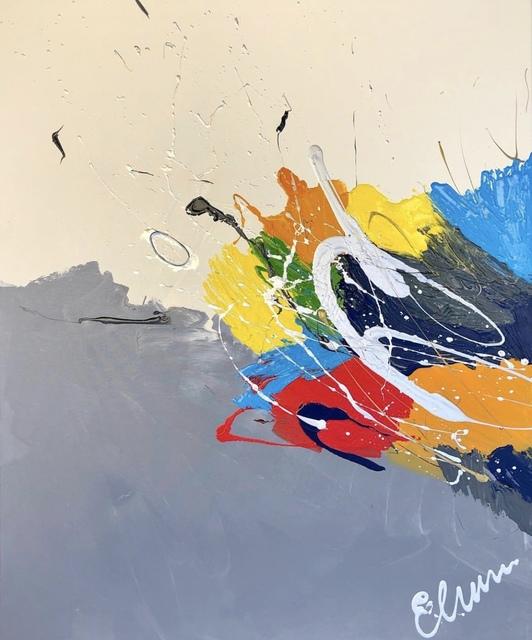 Elena Bulatova, 'Abstract by Elena Bulatova', 2018, Elena Bulatova Fine Art