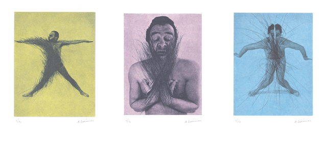 , 'Body Poses 1971/72,' 1971-1975, Galerie Elisabeth & Klaus Thoman