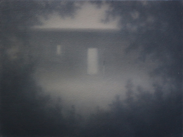 , 'Dur Haus des blinden Monchs,' 2018, bo.lee gallery