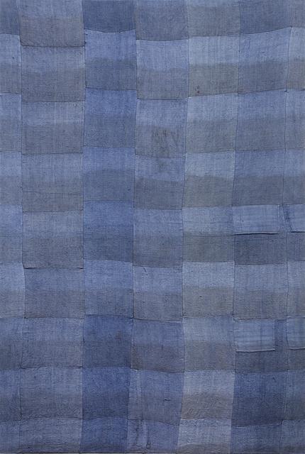 , 'Untitled (pale indigo),' 2017, Kadel Willborn