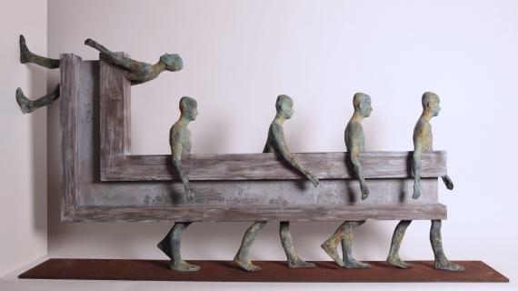 , 'Camino II,' 2014, ATR Gallery
