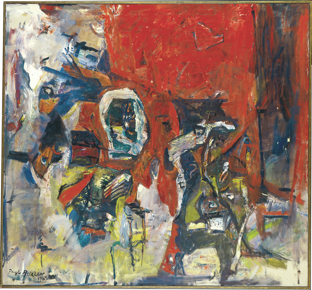 , 'Red Red Not the Same II,' 1962, Vallarino Fine Art