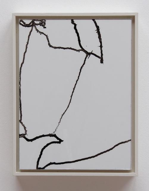, 'checkpoint #1423,' 2014, Hosfelt Gallery