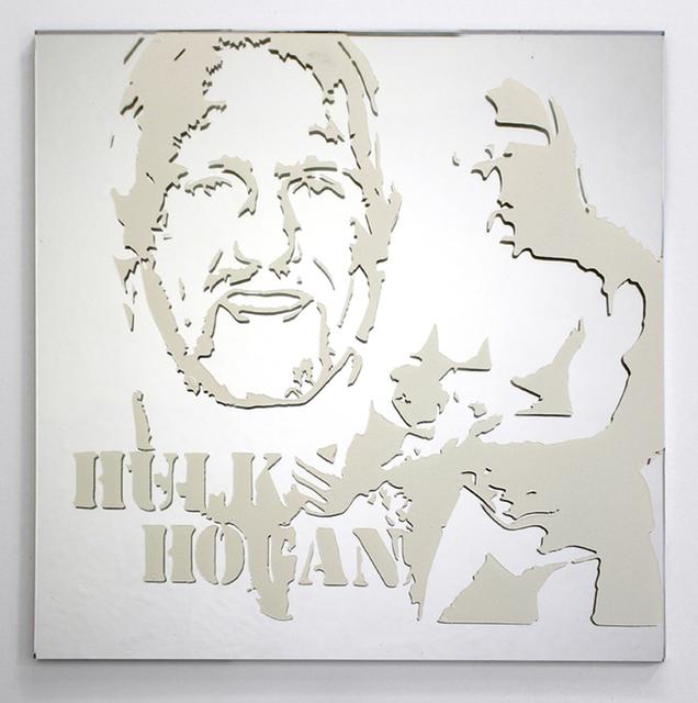 , 'Hulk Hogan,' 2015, Corey Oberlander + Lindsey Stapleton