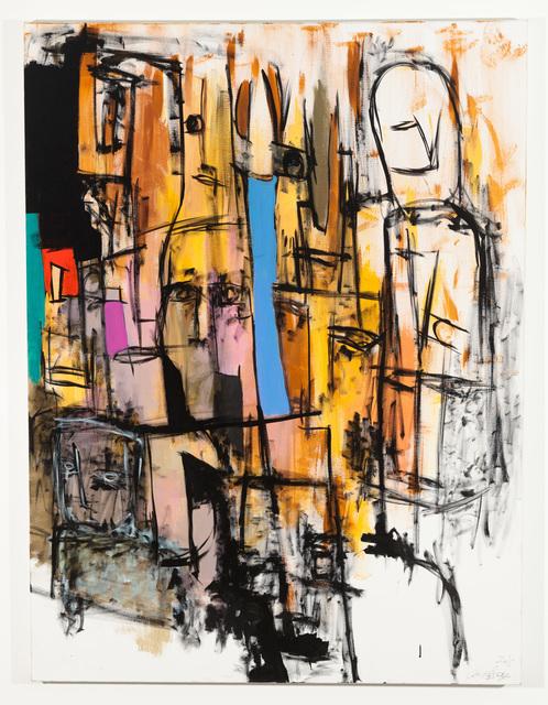 , 'Face to Face,' 2017, Ki Smith Gallery