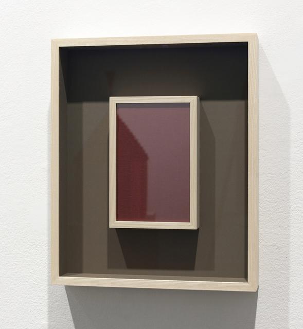 , 'Text XV,' 2016, Galleri Magnus Karlsson