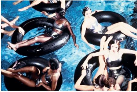, 'Bathing Beauties II, Paris,' 1992, ART CAPSUL