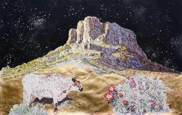 , 'Mt. d'Oro,' 2017, Artspace111