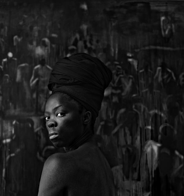 , 'Zabantu I, Boston,' 2016, Yancey Richardson Gallery