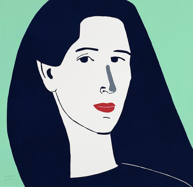Alex Katz, 'Diana', 2014, Mary Ryan Gallery, Inc