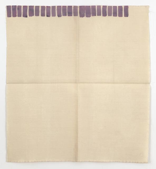 , 'Pennello piatto,' 1972, Casey Kaplan