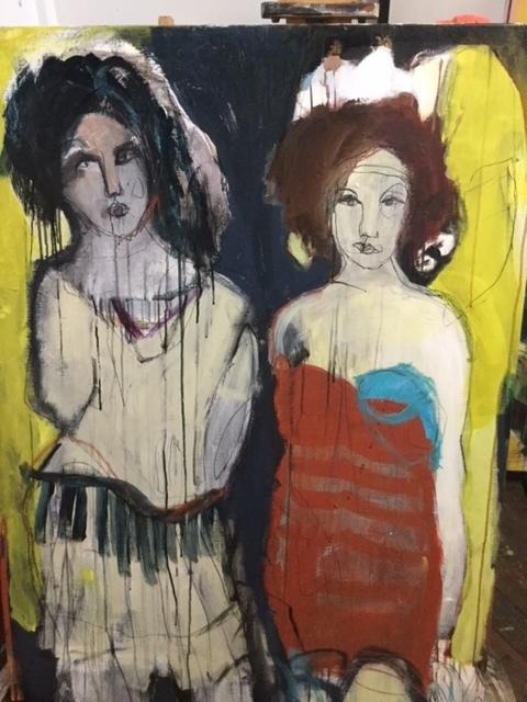 , 'ATTITUDE,' 2018, Margaret River Art Gallery