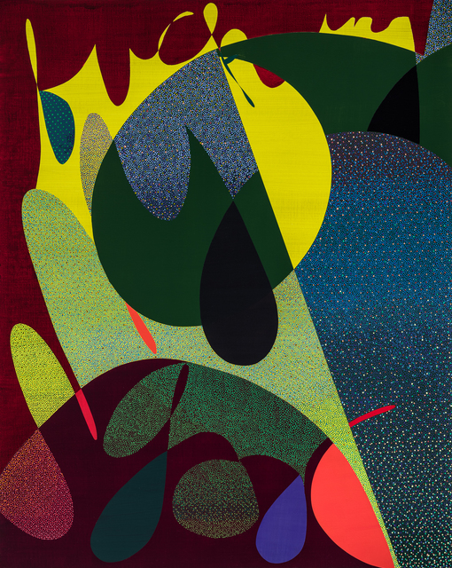 , 'OMFG,' 2018, Morgan Lehman Gallery