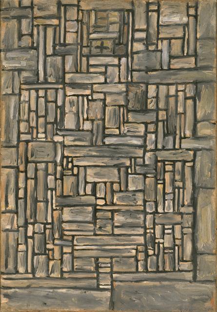 , 'Construcción infinito (Infinity construction),' 1942, The Museum of Modern Art