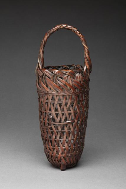 , 'Hanging Flower Basket,' 1904-1920s, TAI Modern
