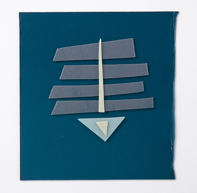 , 'Pointed Down,' 2018, Kopeikin Gallery