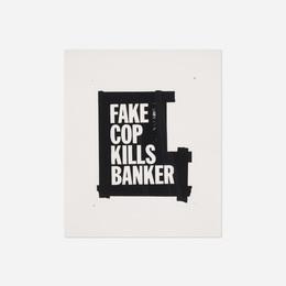 Fake Cop Kills Banker