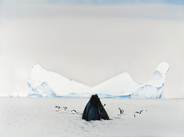 , 'In the Gerlache Strait, Antarctica,' , Dowling Walsh