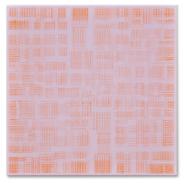 , 'Between-2,' 2018, Galerie La Ligne