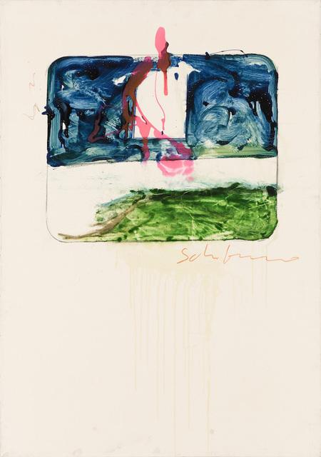 , 'Senza titolo,' 1970-1973, Galleria Giovanni Bonelli