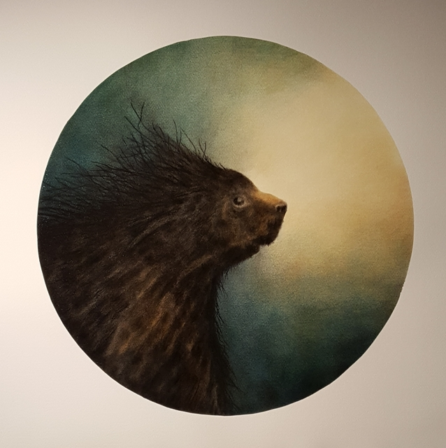 , 'Porcupine,' 2018, Gallery Jones