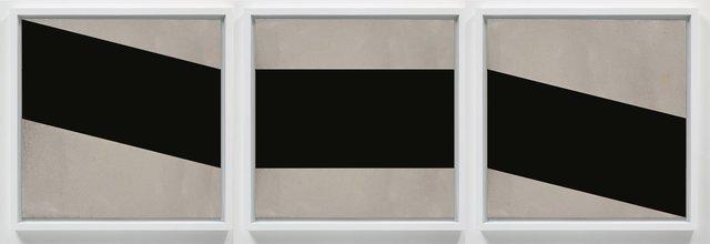 Edwin Monsalve, 'Río plata (Tríptico)', 2018, Fernando Pradilla/El Museo